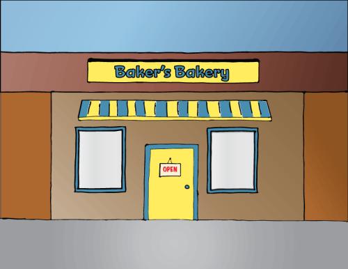 Baker's Bakery