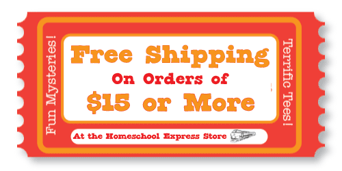 Free Shipping on Orders of $15 or More